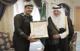 الأمير خالد الفيصل يتسلّم التقرير السنوي لأعمال وإنجازات مركز العمليات الأمنية الموحدة بالمنطقة