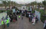 """""""مدير صحة الطائف"""" يطلق أكبر حملة مشي بمنتزه الردف بالطائف"""