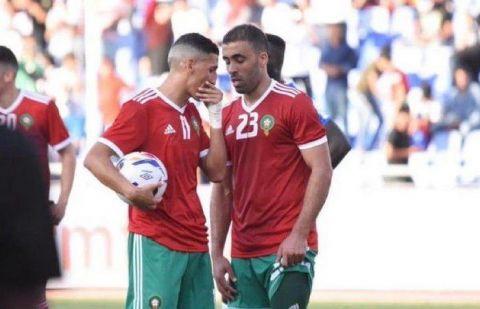"""تعرف علي استبعاد """"عبدالرزاق حمد الله"""" من منتخب بلاده"""