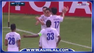 هدف #الهلال الثاني على إستقلال خوزستان – كارلوس إدواردو – دوري أبطال اسيا ذهاب دور الـ16