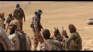 الجيش الحر يهاجم قوات الأسد بعد تقدمها الأخير في البادية السورية ويكبدها خسائر كبيرة