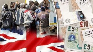 السوريون في بريطانيا بين خطر الترحيل أو الاستغلال!