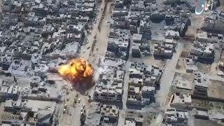 كيف تحول داعش لتنظيم كرتوني أمام ميليشيا الوحدات الكردية في مدينة الطبقة وتخوم مدينة الرقة